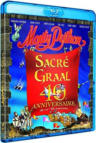Monty Python sacré Graal [Blu-Ray] [Édition 40ème Anniversaire]