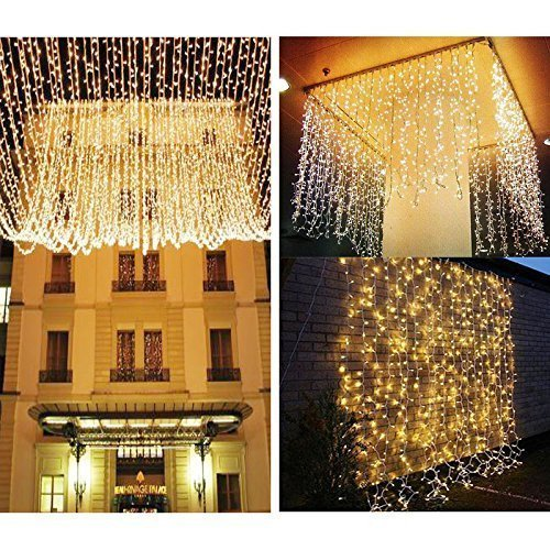 KNONEW LED String Lights -- 300L...