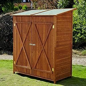 meuble armoire abri de jardin rangement outils exterieur. Black Bedroom Furniture Sets. Home Design Ideas