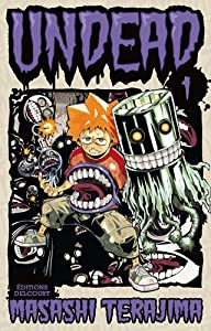 Undead Edition simple Tome 1
