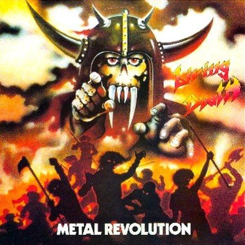Living Death: Metal Revolution (Audio CD)