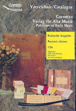Cornetto Katalog 2013