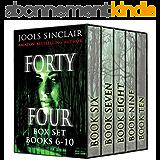 Forty-Four Box Set Books 6-10 (44) (English Edition)