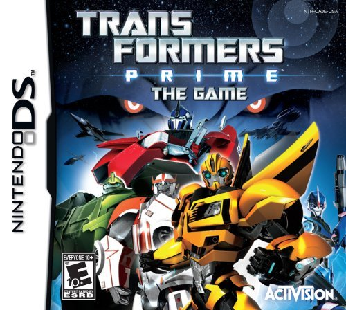 Transformers Prime: The Game - Nintendo DS by Activision