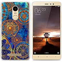 Xiaomi Redmi Note 3 Pro Prime Special Edition case, Heyqie(TM) Thin Transparent TPU Silicone Cool Pattern Soft Back Phone Cover Case For Xiaomi Redmi Note 3 Pro Prime Special Edition 152 mm