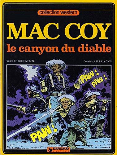 Alexis Mac Coy le canyon du diable par Gourmelen