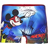Mickey Mouse Badeboxer rot (104)