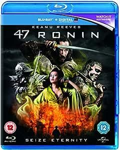 47 Ronin [Blu-ray] [2014]