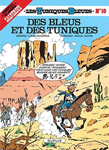 Les Tuniques bleues, tome 10 : Des Bleus et des Tuniques par From Dupuis