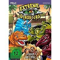 Extreme Dinosaurs, Vol. 2  / Weitere 13 Folgen der Kultserie