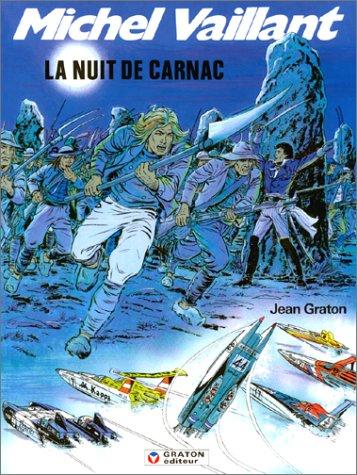 Michel Vaillant, tome 53 : La nuit de Carnac