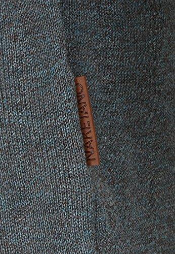 Naketano Female Knit Hammer Glocken III Fancy Fresh Blue Melange