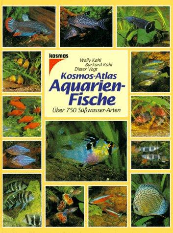 Kosmos-Atlas Aquarienfische