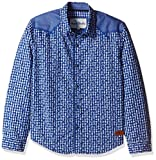 Blue Giraffe Boys' Shirt (AW16/SH-AAB-01...