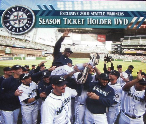 Seattle Mariners-video (Exclusive 2010 Seattle Mariners Season Ticket Holder Dvd - Special highlights and interviews of 2009 Season)