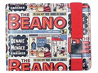 Beano Wallet with Elastic Strap