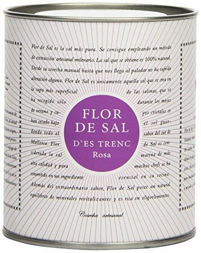 Preisvergleich Produktbild Gusto Mundial Flor de Sal d'es Trenc Rosa,  Bio - 1er Pack (1 x 150 g)