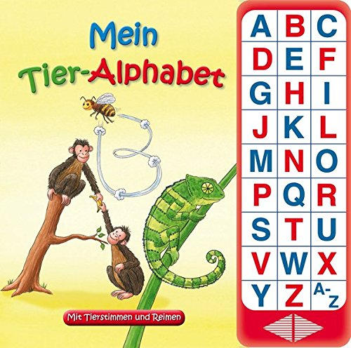 Mein Tier Alphabet