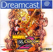 Marvel vs Capcom 2 (Dreamcast)