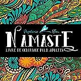 Namaste: Livre De Coloriage Pour Adultes