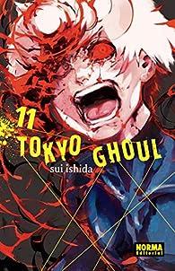 Tokyo Ghoul 11 par Sui Ishida
