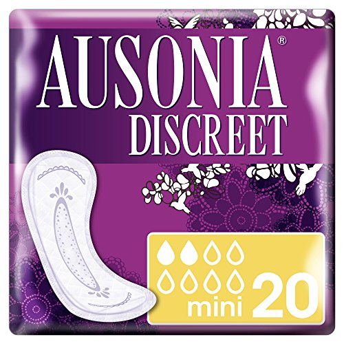 Ausonia Discreet Compresas Mini Pérdidas Orina -