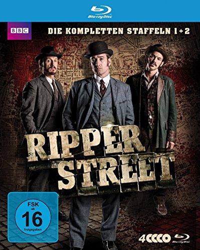 Staffel 1+2 Boxset (Limited Edition) [Blu-ray]