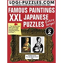 XXL Japanese Puzzles: Famous Paintings by LOGI Puzzles (March 05,2013)