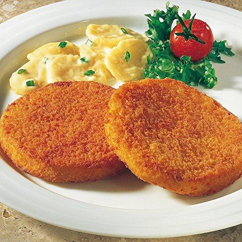 Besser Blumenkohl-Käse Medaillons; 1200 g, 16 Stück