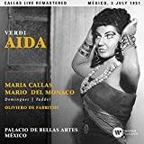Verdi: Aida (Mexico, 03/07/1951)