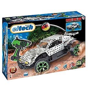 New Classic Toys C25 Eitech - Jeep RC de 2,4 GHz