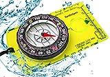 Orientierungs-Kompass – Wander- und Rucksackreise-Kompass – Advanced Scout Kompass für Camping und Navigation – Boy Scout Kompass für Kinder – Professioneller Feld-Kompass zum Lesen von Karten – Beste Überlebensgeschenke