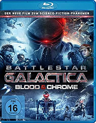 Battlestar Galactica - Blood & Chrome [Blu-ray]