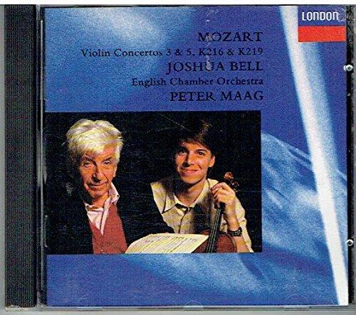 Mozart: Violin Concertos Nos. 3 & 5, etc.