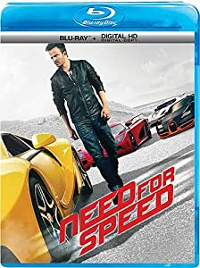 Need for Speed [Blu-ray] [2014] [US Import]