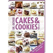Cakes & Cookies von A - Z (A-Z Reihe)