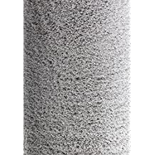 Nazar del901gr Shaggy Delta 901alfombra material sintético gris 170x 120cm