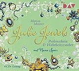 Julie Jewels – Teil 1: Perlenschein und Wahrheitszauber: Lesung mit Musik mit Nana Spier (4 CDs)