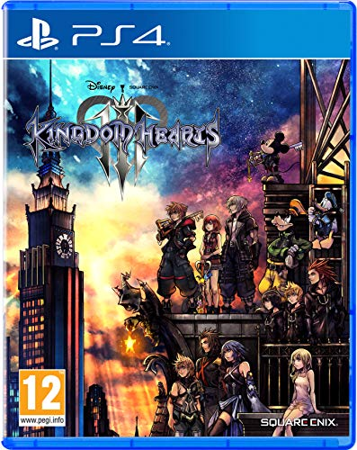 Foto Kingdom Hearts III - PlayStation 4