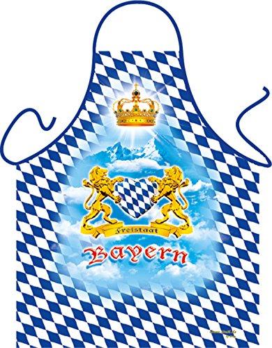 Kochschürze als Geschenk GrillSchürze Mit Urkunde Starkoch