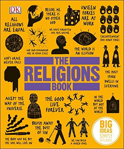 The Religions Book (Big Ideas)