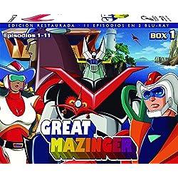 Great Mazinger - Box 1 [Blu-ray]