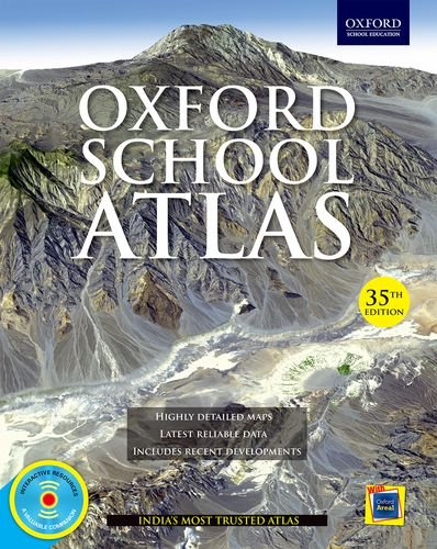 Oxford School Atlas: India's Most Trusted Atlas