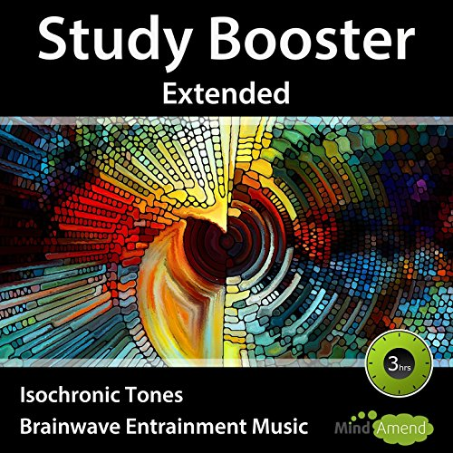 Study Booster Extended, Alpha Beta Study Music -