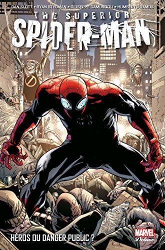 Superior Spider-Man Deluxe T01 par Giuseppe Camuncoli