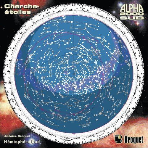 Cherche-étoiles Alpha 2000 Sud