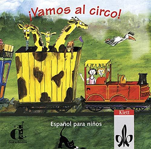 ¡Vamos al circo! CD
