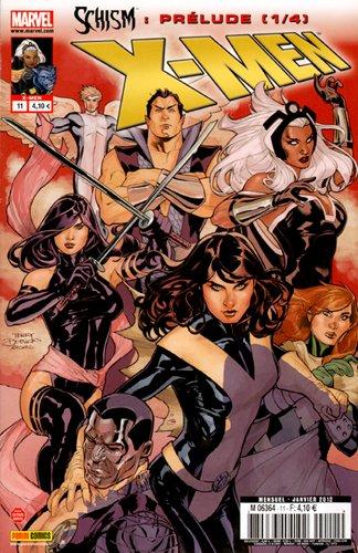 X-Men, Tome 11 : V2