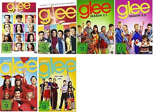 Glee - Staffel 1-4