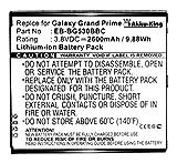 Akku-King Akku ersetzt Samsung EB-BG530BBE, EB-BG531BBE - Li-Ion 2700mAh für Galaxy J3 SM-J320F 2016 / J5 SM-J500F / Grand Prime SM-G530F VE SM-G531F